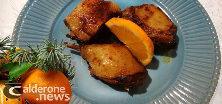 Menù delle feste: Anatra glassata all'arancia