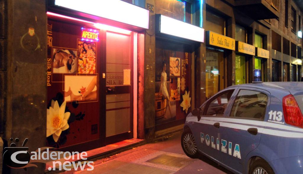 Lombardia: piovono multe sui centri massaggi hot