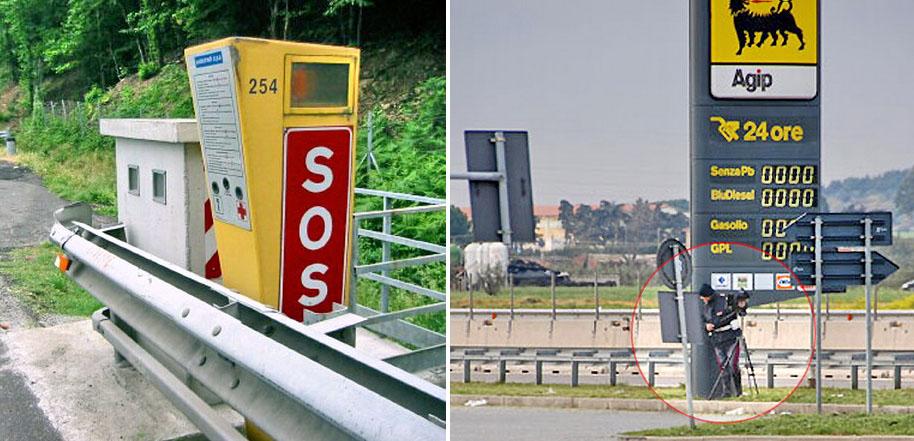 Lombardia: il primato tra multe e autovelox (nascosti)
