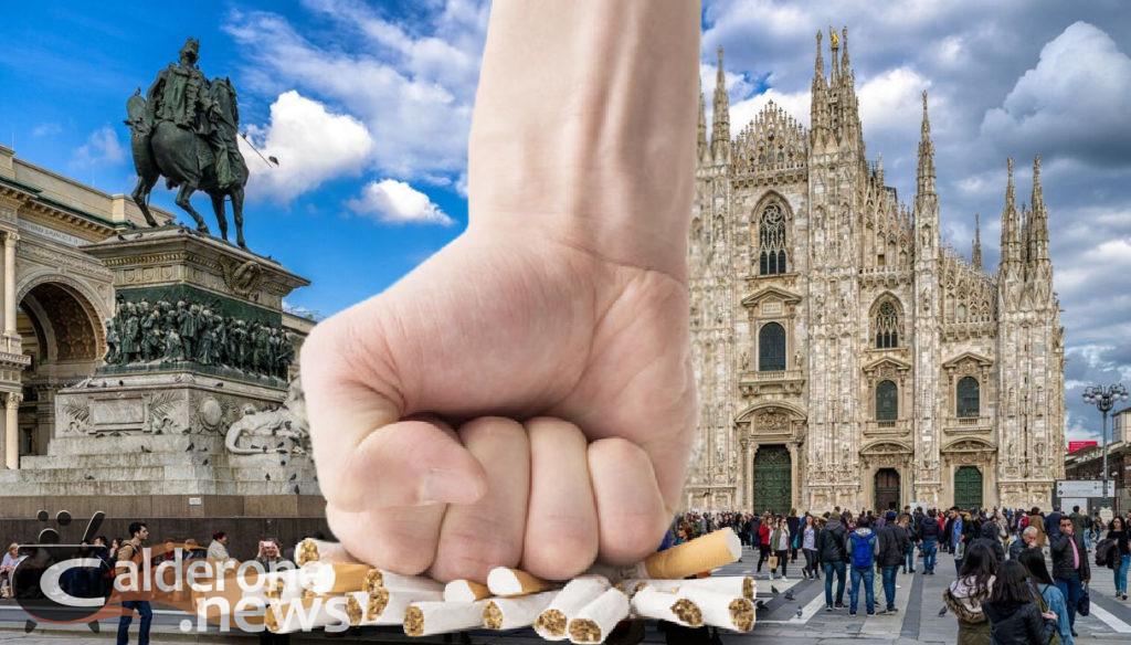 Milano, Beppe Sala: il fumo di sigaretta inquina. Divieti da subito