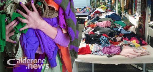 Milano: indumenti usati. Piano di solidarietà contro il freddo