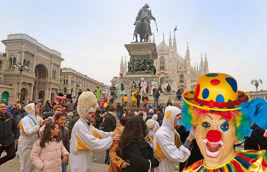 Clown Festival 2020 animerà il Carnevale a Milano