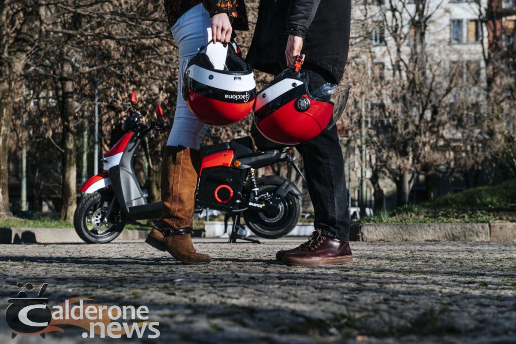 Sharing a Milano: scooter elettrici da 0,29 euro al minuto