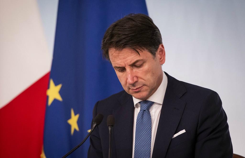 Premier italiano Conte