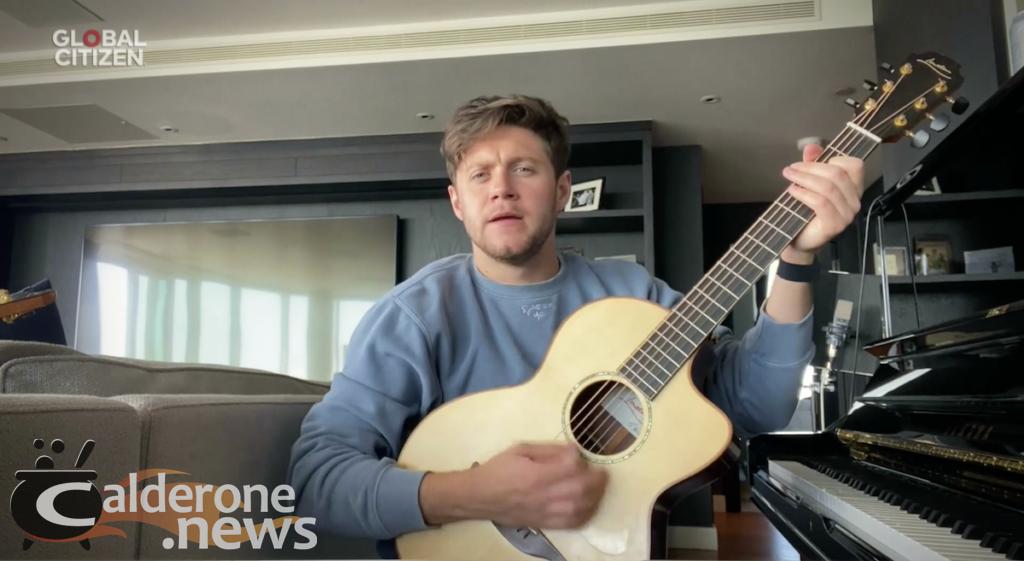 Niall Horan, BLCK White