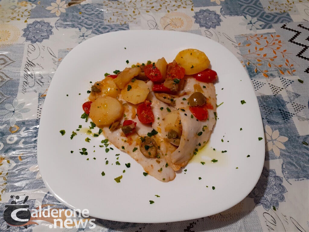 Filetti di merluzzo (surgelati) appetitosi