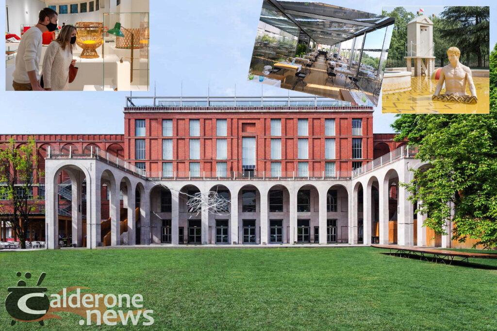 Triennale Milano:riaperti il Museo del Design e il Giardino