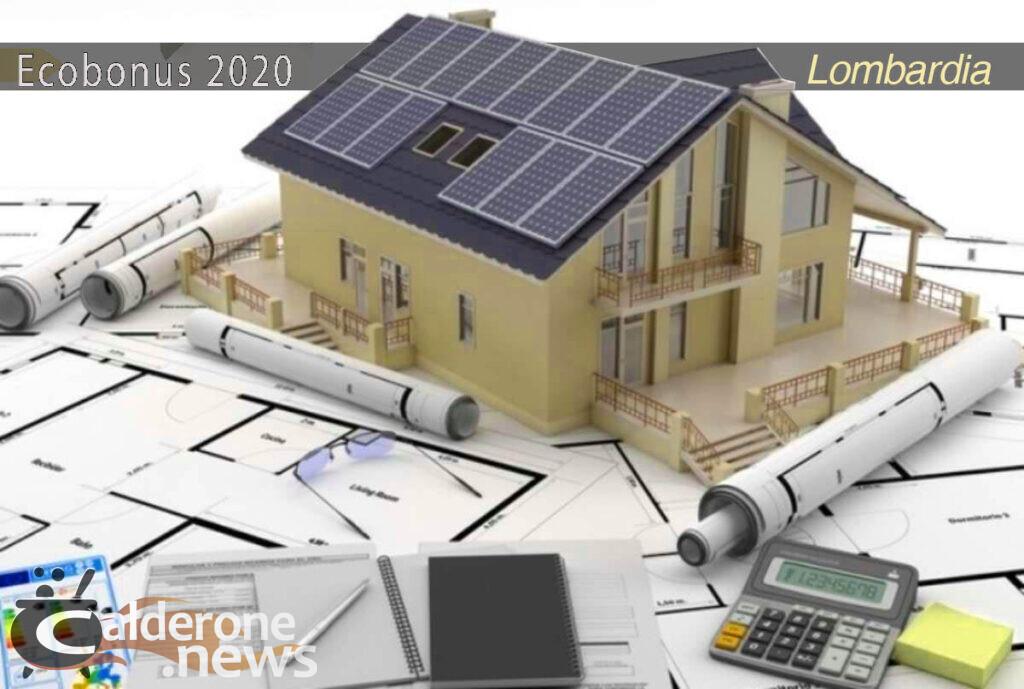 Ecobonus 2020 Lombardia: Il Codacons da una mano