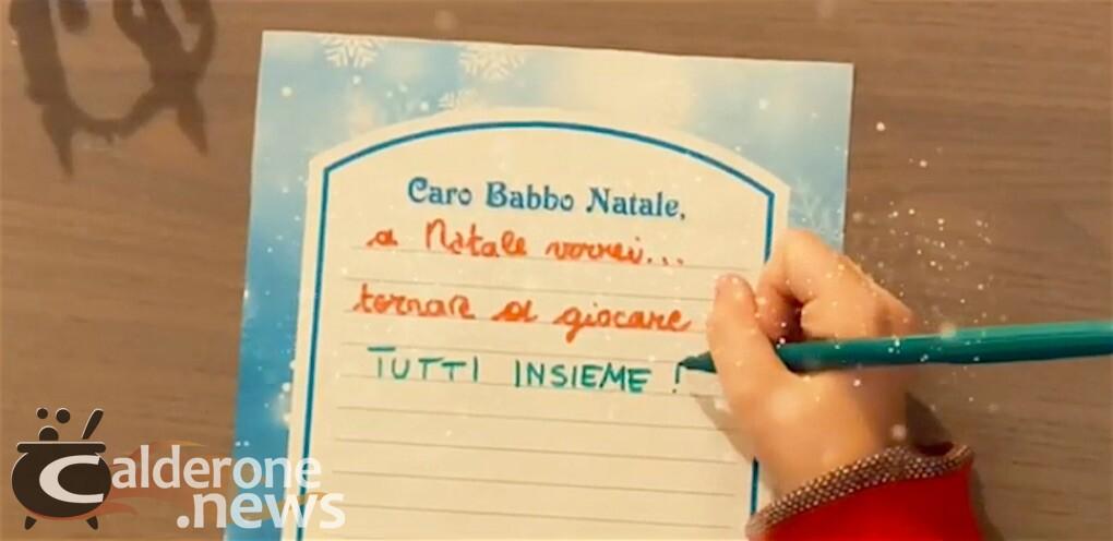 Natale 2020: L'Italia si illumina attraverso i desideri dei bambini