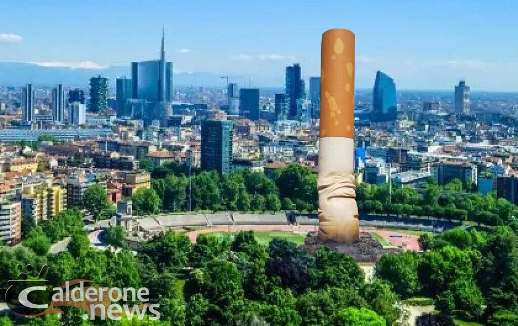 Milano smoke free: scatta il divieto di fumo all'aperto, ma non solo