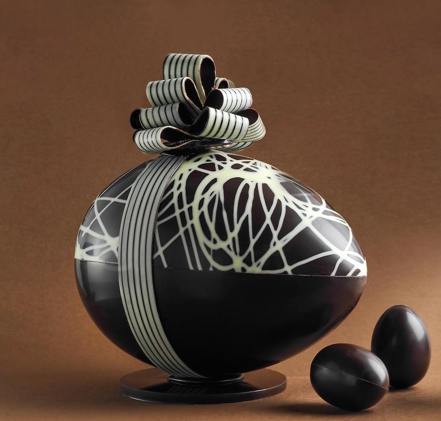 Pasqua: uova di cioccolato Solbiati