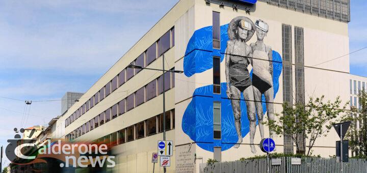 n Via Leoncavallo 19, Chekos Art ha riqualificato uno spazio di 350 mq