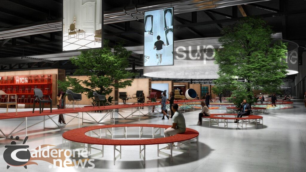 Il Salone del Mobile.Milano 2021 ma si chiamerà Supersalone e prenderà il posto del tradizionale evento primaverile